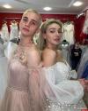 Популярные тиктокеры примерили свадебные платья в Великих Луках