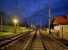 Псковские следователи проверяют обстоятельства гибели девочки на железнодорожных путях