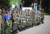 Военно-патриотический слет юнармейцев открылся в Пскове