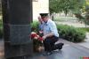 В Пскове полицейские приняли участие в акции «Свеча памяти»