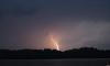 «Дух захватывает»: пскович поделился фотографиями грозы над озером