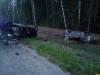 Опубликованы фото с места смертельного ДТП в Псковской области