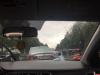 Тройное ДТП затрудняет движение на улице Коммунальной в Пскове