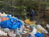 В Псковском районе проводят проверку по факту обнаружения незаконной свалки
