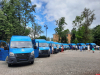 Десять многодетных семей Псковской области получили новые автомобили