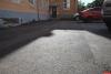 Дворовые проезды отремонтировали на улице Поземского в Пскове