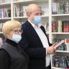 Борис Елкин рекомендовал к посещению модельную библиотеку в Любятово