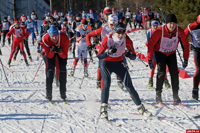 Псковская область отказалась от проведения «Лыжни России» в этом году