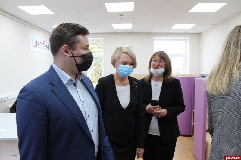В Пскове открылся центр непрерывного повышения мастерства педагогов, фото-2