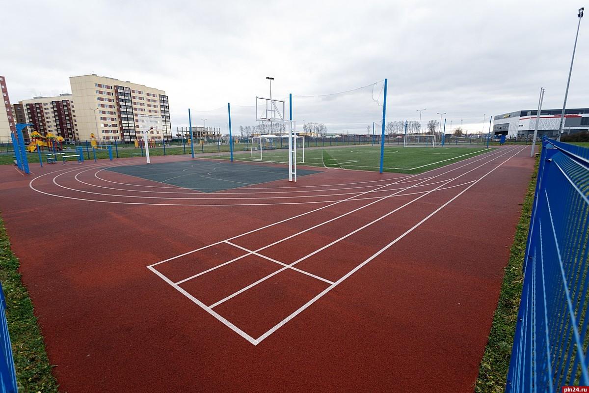 картинки спортивных площадок у школы звонарева спортсменка большой